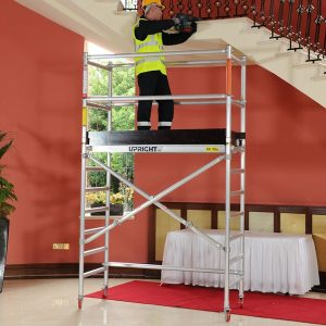 LADDERS AND PODIUMS