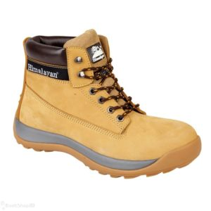 WHEAT NUBUCK ICONIC BOOT WITH MIDSOLE (Copy)