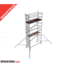 SPAN 500 PRO SW 4M HEAVY DUTY INDUSTRIAL TOWER