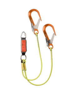 Heightec ELITE twin lanyard 1.25