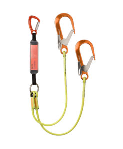 Heightec ELITE twin lanyard 1.75