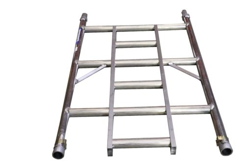 Astonishing Lyte 3 Rung Single Width Ladder Frame Access And Safety Store Alphanode Cool Chair Designs And Ideas Alphanodeonline