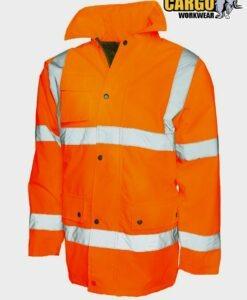 CARGO Hi-Vis Parka Jacket