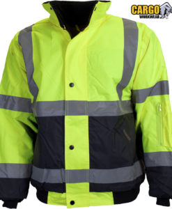 CARGO Hi-Vis Two Tone Parka Jacket