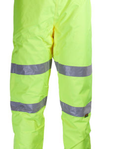 Cargo Aquavis Hi-Vis Thermal Lined Waterproof Trousers
