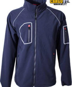 Cargo Reflex Softshell Fleece Jacket