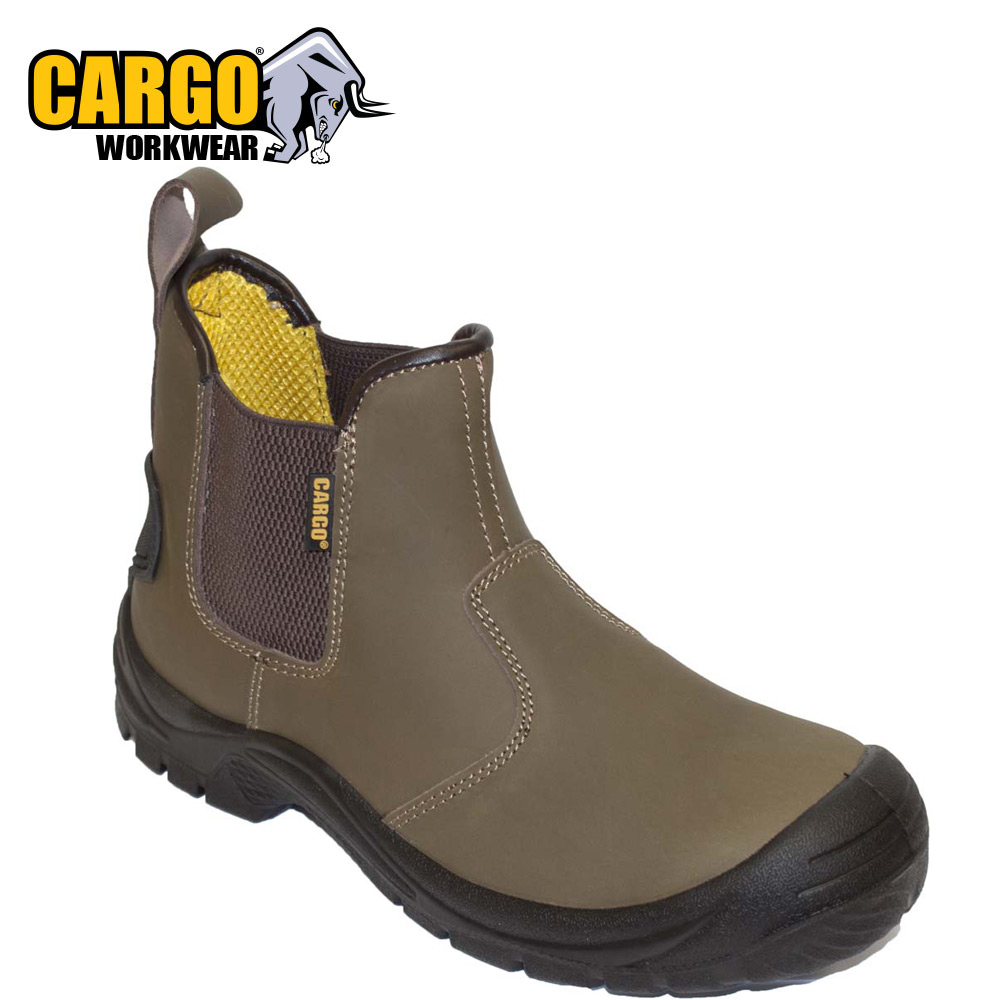 unique design attractive & durable so cheap CARGO DEALER SAFETY BOOT S1P SRC