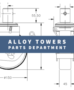 ALLOY TOWERS PARTS