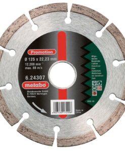 "DIAMOND CUTTING DISC ""SP"" 115X22.23 MM, UNIVERSAL (624306000)"