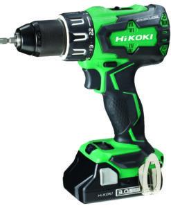Hikoki 18V Brushless Drill/Driver