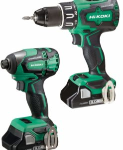 Hikoki 18V Brushless Twin Pack