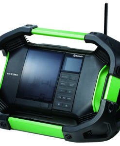 Hikoki 18V Digital Radio with Bluetooth