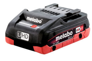 Metabo 18V, LiHD 3.5Ah Battery pack