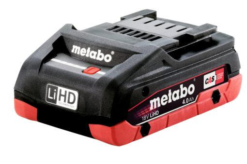 Metabo 18V, LiHD 3.5Ah Battery pack