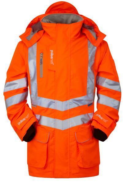 Pulsar Rail Unlined Storm Coat